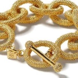 Banana Republic gold chain bracelet